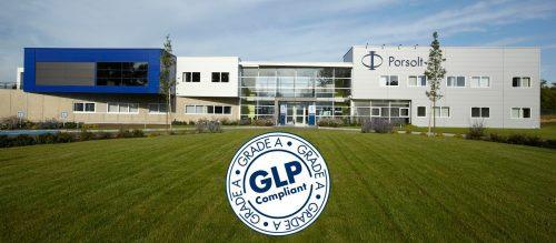 Porsolt renews its GLP compliance